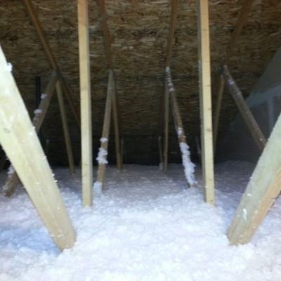 attic insulation layton and provo utah