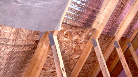 How Does Radiant Barrier Insulation?Work?