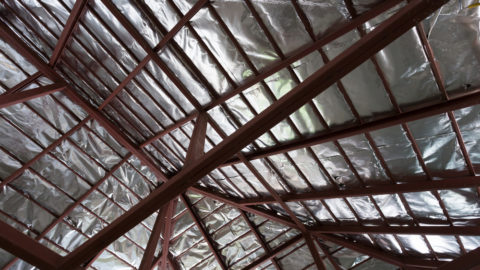 Adding Radiant Barrier Insulation When Building A Home