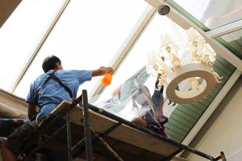 All About Energy-Efficient Window Film Installation