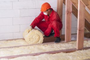 different types of attic insulation